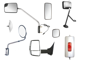 rv, truck and commercial vehicle mirrors, parts and velvac rv mirrors replacement parts, motor velvac