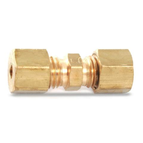 Fuller Transmission Compression Fitting, Full Union, Brass ...