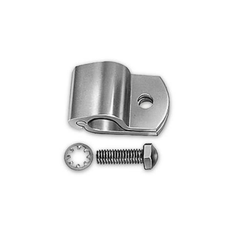 """Clamp Kit for 5/8"""" O.D. Tubing, Kit IncludesTwo-Piece ..."""